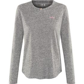 Maloja BurgaM. - T-shirt manches longues Femme - gris